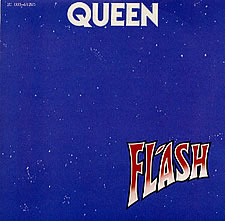 Queen - Flash piano sheet music