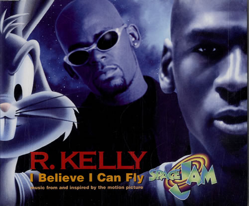 Robert Kelly - I Believe I Can Fly (V2) piano sheet music