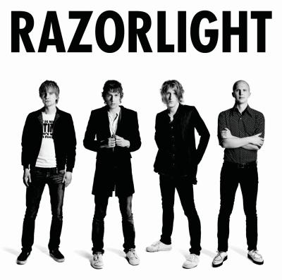 Razorlight  piano sheets