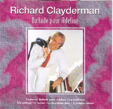 Richard Clayderman - Ballade pour Adeline piano sheet music
