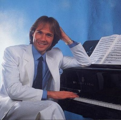 Richard Clayderman free piano sheets
