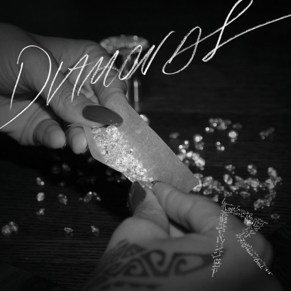 Rihanna - Diamonds piano sheet music