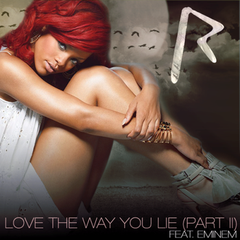Rihanna - Love the Way You Lie (Part II) piano sheet music