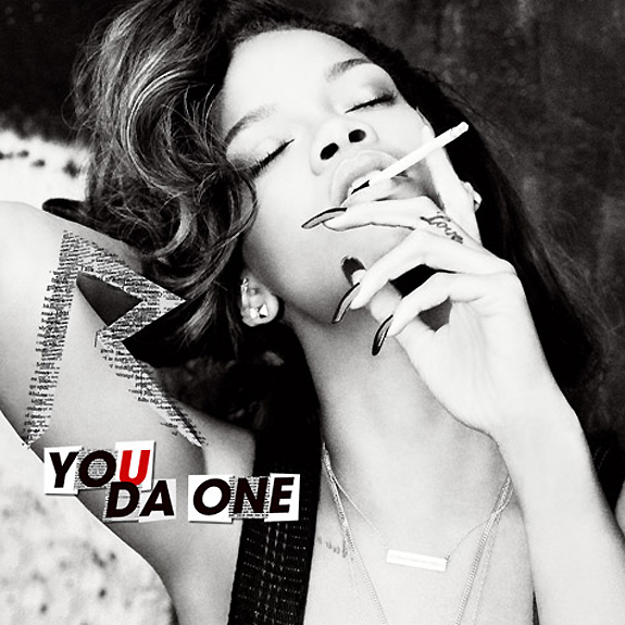 Rihanna - You da One piano sheet music