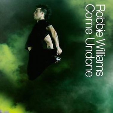 Robbie Williams - Come Undone piano sheet music