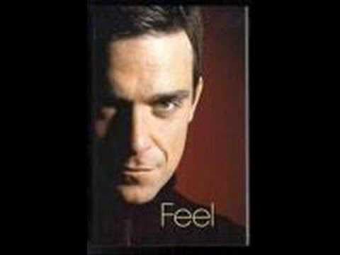 Robbie Williams - Feel piano sheet music