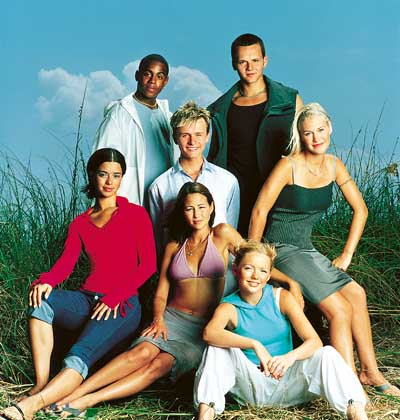S Club 7  piano sheets