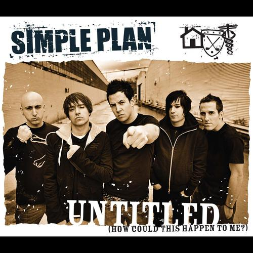 Simple Plan - Untitled (How Could This Happen to Me?) piano sheet music