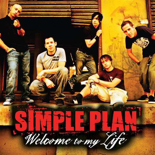 Simple Plan - Welcome to My Life piano sheet music