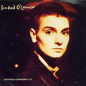 Sinead O'Connor - Nothing Compares 2 U piano sheet music