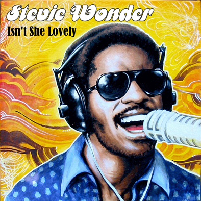 Stevie Wonder - Isn't She Lovely? piano sheet music