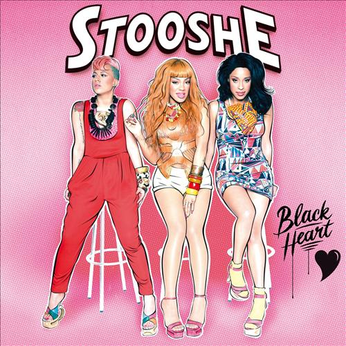 Stooshe - Black Heart piano sheet music