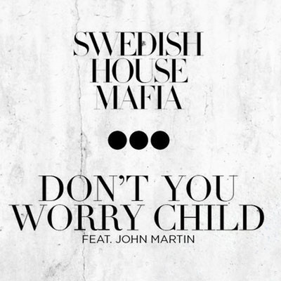 Swedish House Mafia - Don't You Worry Child piano sheet music