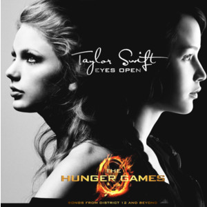 Taylor Swift - Eyes Open (The Hunger Games Soundtrack) piano sheet music