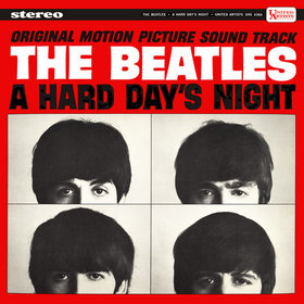 The Beatles - A Hard Day's Night piano sheet music