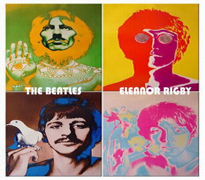 The Beatles - Eleanor Rigby piano sheet music