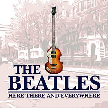 The Beatles - Here, There and Everywhere piano sheet music