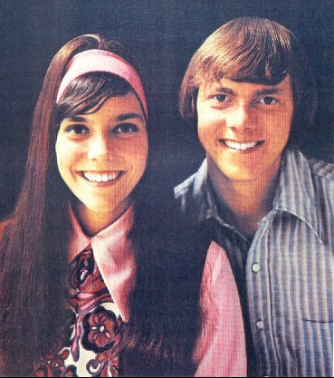 The Carpenters free piano sheets