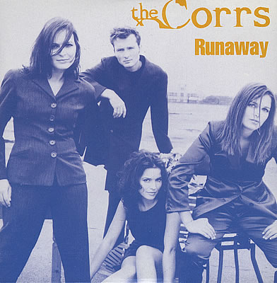 The Corrs - Runaway piano sheet music