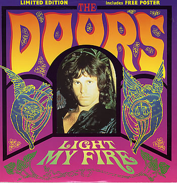 The Doors - Light My Fire piano sheet music