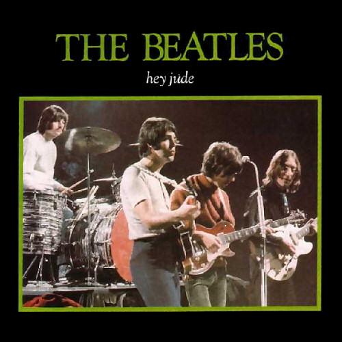 The Beatles - Hey Jude piano sheet music
