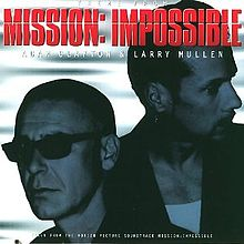 Mission Impossible  piano sheets