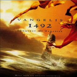 Vangelis - Conquest of Paradise piano sheet music