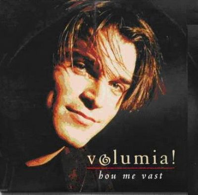 Volumia! - Hou me vast piano sheet music