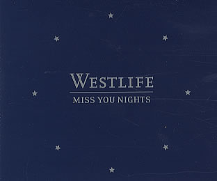 Westlife - Miss You Nights piano sheet music