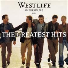 Westlife - Written In The Stars piano sheet music
