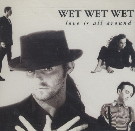 Wet Wet Wet - Love is all around piano sheet music