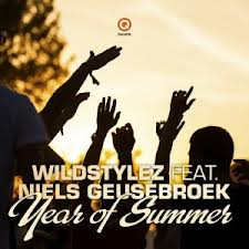 Wildstylez - Year of Summer (Feat. Niels Geusebroek) piano sheet music
