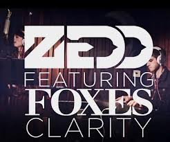 Zedd - Clarity (feat. Foxes) piano sheet music