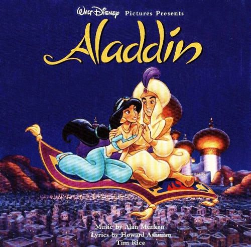 Alladin - A Whole New World piano sheet music