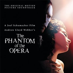 Andrew Lloyd Webber - Phantom of the Opera piano sheet music