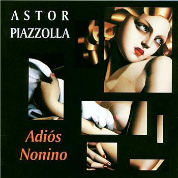 Astor Piazzolla - Adios Nonino piano sheet music