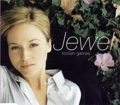Jewel - Foolish Games piano sheet music
