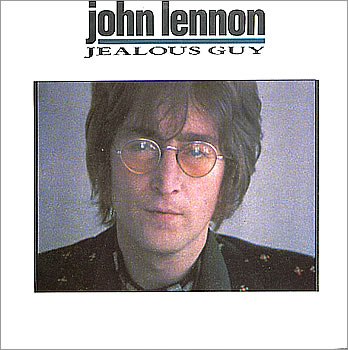 John Lennon - Jealous Guy piano sheet music