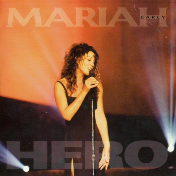 Mariah Carey - Hero piano sheet music