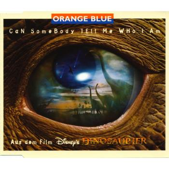 Orange Blue - Can Somebody Tell Me Who I Am? piano sheet music