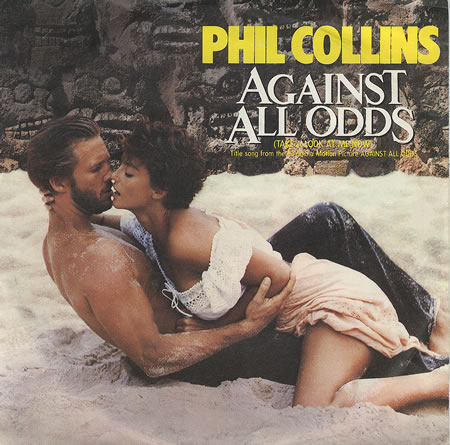Phil Collins - Against All Odds (Take a Look at Me Now) piano sheet music