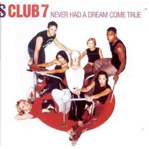 S Club 7 - Never Had a Dream Come True piano sheet music