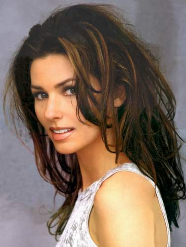 Shania Twain  piano sheets