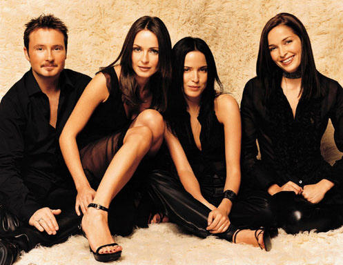 The Corrs  piano sheets