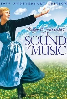 Julie Andrews - The Sound Of Music piano sheet music