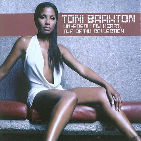 Toni Braxton - Unbreak My Heart piano sheet music