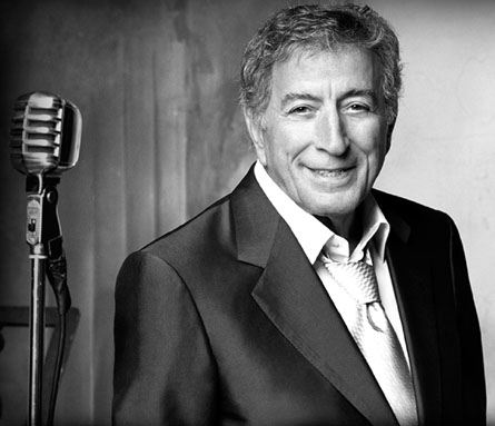 Tony Bennett  piano sheets