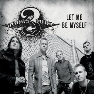 3 Doors Down - Let Me Be Myself piano sheet music