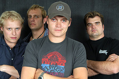 3 Doors Down free piano sheets
