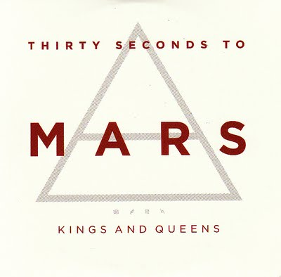 Thirty Seconds to Mars - Kings and Queens piano sheet music